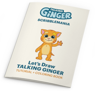 Character Talking Ginger Pt Talking Tom And Friends