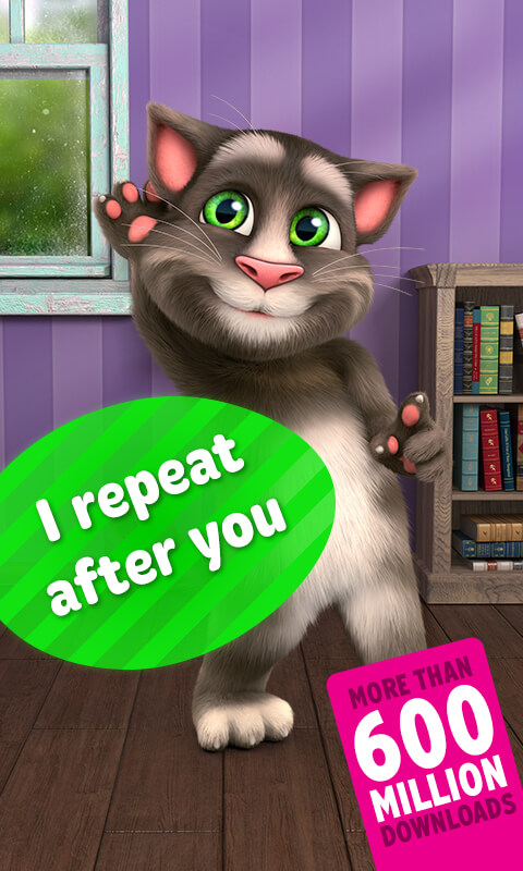 talking tom cat free download for mobile