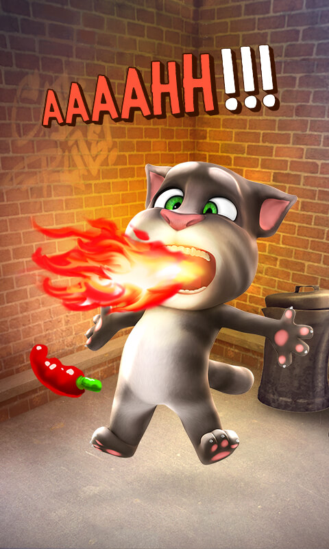 Apps Talking Tom and Friends