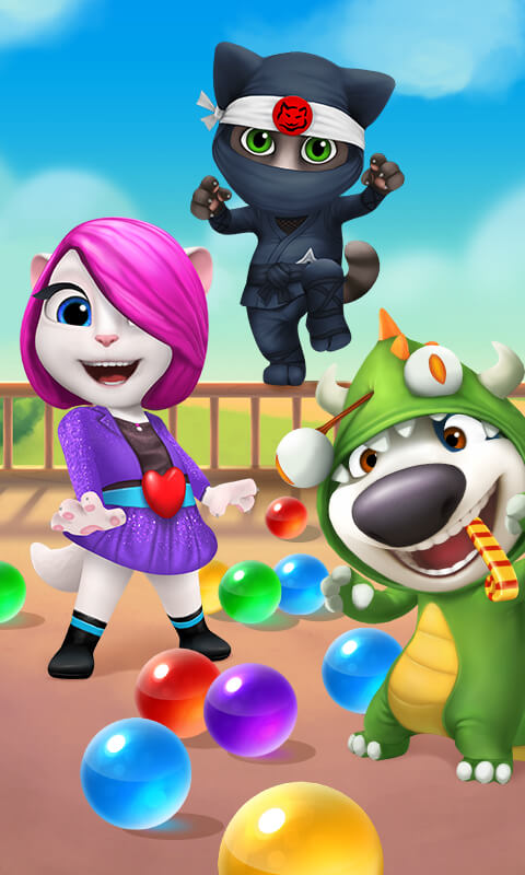 bubble shooter free download for pc
